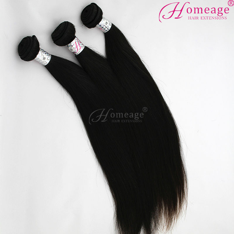 homeage alibaba unprocessed 5a grade wholesale brazilian hair go straight in stock wholesales