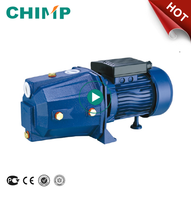 CHIMP JCP series 0.6KW self-priming 220-240V electric JET water pump for irrigation
