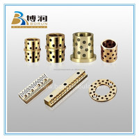 Flanged Oil Free Bushings,MISUMI Guide Bushes,MPFZ Bronze Guide Bushing
