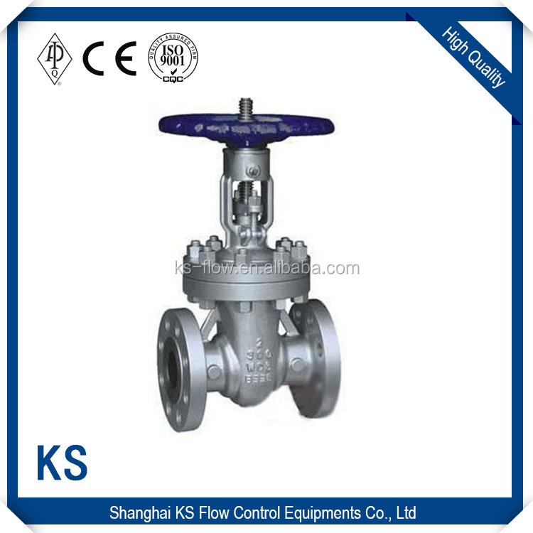 ANTI BLOW OUT TYPE big size rising stem gate valve