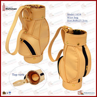 Popular Cheap Leather Gift Bag,Wine Packaging Bags