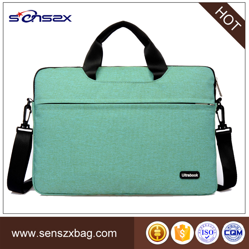 2017 China wholesale top open laptop bag 18.4 inch