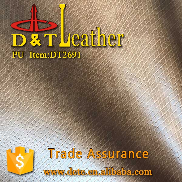 pu leather for man shoes