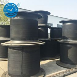 China high quality super cell type natural rubber marine fender