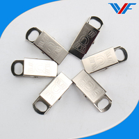 Metal Id Badge Clip Holder Accessories