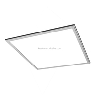 48w Silver Frame or White Frame Foursquare 600*600mm led panel light