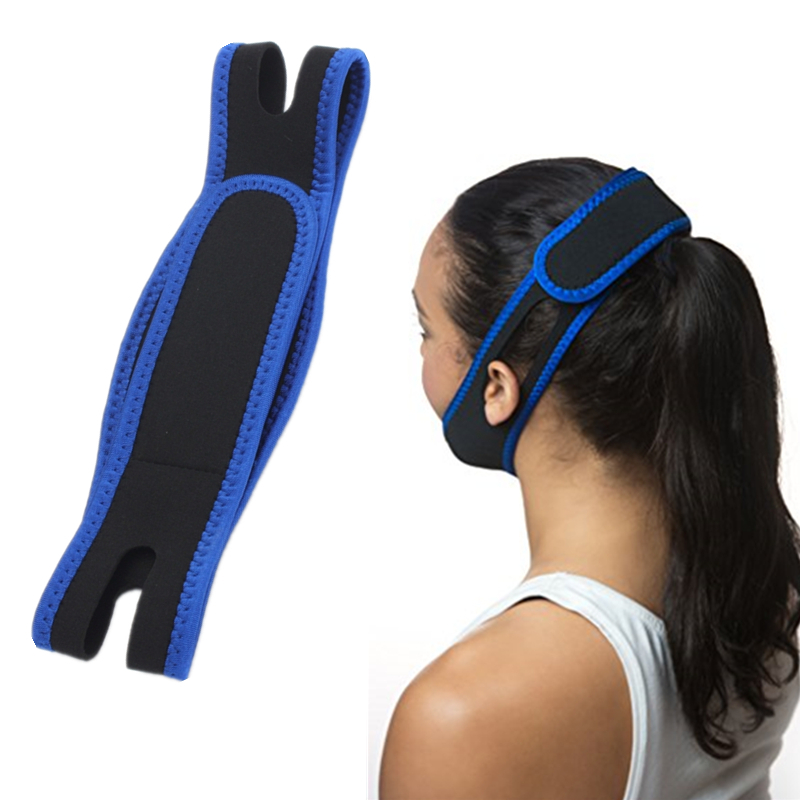 anti snoring strap, anti snoring chin strap my snoring solution