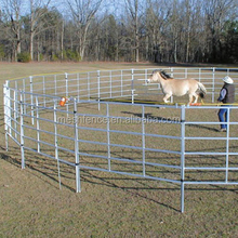 "Height 50"" 7 bar cattle / horse hurdle fencing panel"