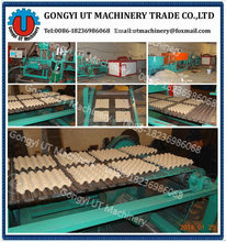 Waste paper egg tray making machine with Belt conveyor dryer (mob:+13939051804)