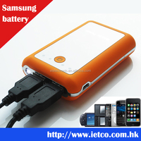 8400mAh Portable Battery Charger for iPhone,Samsung galaxy, Blackberry,Sony Ericsson,LG,Nokia,moblie phones