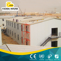 Saudi Arabia project prefab labour camp prefab T type house