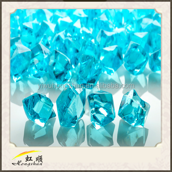 wholesale crystal beads wedding table decorations ice blue wedding decorations