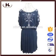 Different Models of chiffon and polyester long dress