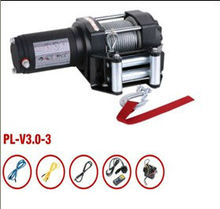 cheapest and hot sale 3000lbs electric winch for tower