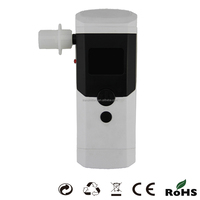 Professional fuel cell alcohol breath tester with best accuracy