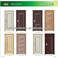 BEST SALE interior MDF PVC door(Top quality,quickly lead time.Reasonable price)