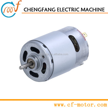 12v battery electric motor RS-540H 0.1hp forward reverse electric motor