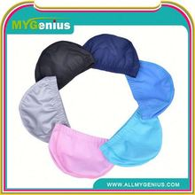 waterproof swimming caps ,h0tar seamless round silicone swimming cap
