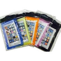 Beach Bag Waterproof dry bag for iPhone For Cellphone