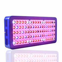 Full spectrum led grow light panel 900w with reflector for indoor grow tent