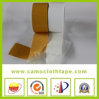 2015 High Quality Wholesale Double Sided Joint Tape with strong adhesion and Yellow Release Paper 015