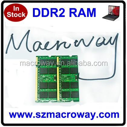 Lifetime warranty best price ram 64mb*8 1gb ddr2 memory adapter