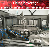 Factory direct price high-precision 3 in 1 beer machine manufacturer