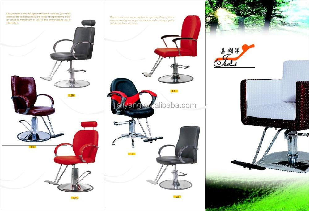 Styling chair used hair salon equipment barber chairs for for Used salon stations for sale