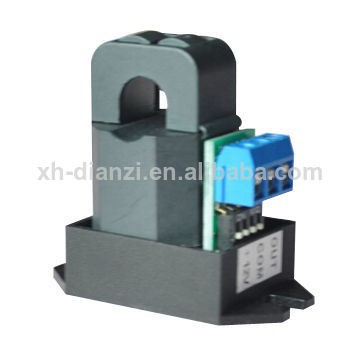 0-5V 0-10V hall effect vibration transformer with 4-20 ma