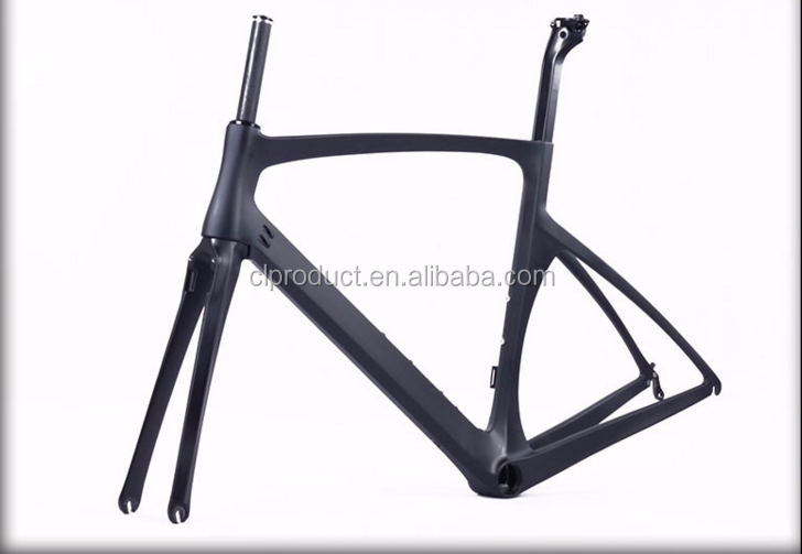 carbon fiber frame bike