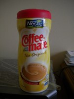 Nestle Coffeemate 400gram in Plastic Bottles