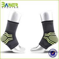 Elastic Knitted Ankle support