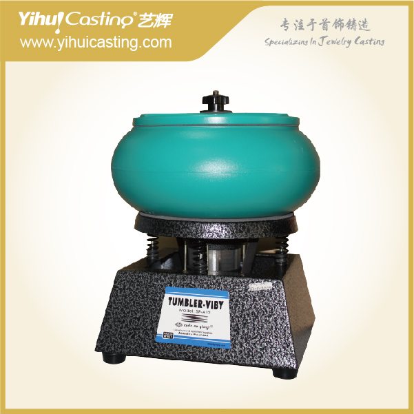 Vibration polishing machine SPA rotary polishing machine