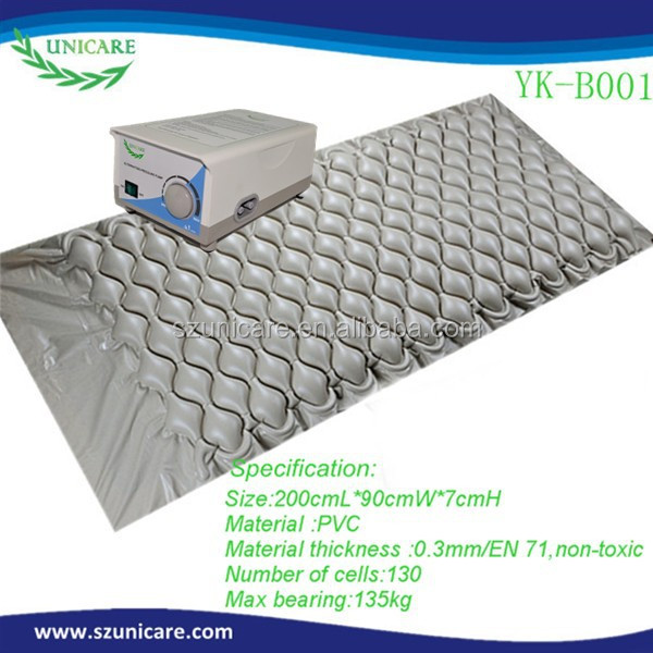 Inflatable folding foam medical air mattress and price is cheap