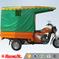 Motorized Driving Type and CCC Certification cargo tricycle with cabin