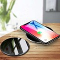 Wireless Charger for Samsung Galaxy S8 S9 S7 USB Qi Wireless Charger for iPhone 8 X 8 Plus Wireless Charging Pad