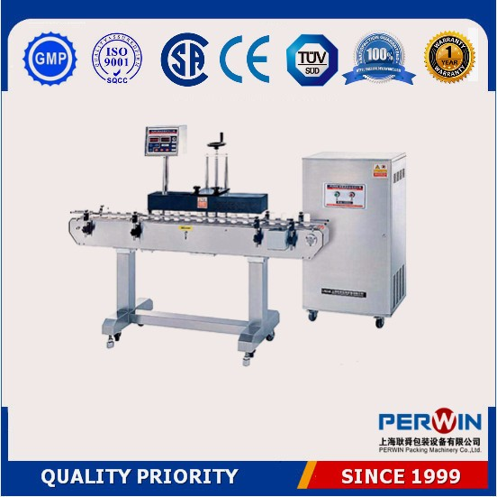 cosmetic induction sealing machine