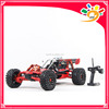 New style 1/5 32CC RC gas car Rovan Baja 320AG 2.4G 3 channel controller with LCD screen