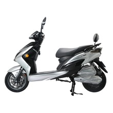 new arrival sport style lithium battery supplied electric motorcycle 60V 1200W with Emark Certificate electric scooter