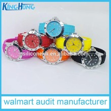 china replica lovely beauty jelly silicon watch