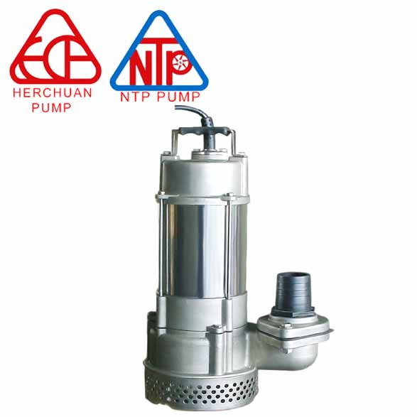 centrifugal sewage water stainless steel submersible pump