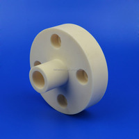 High Temperature 99 Alumina Ceramic Flange