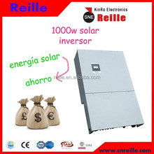 1000W grid tied Solar Invertor, on grid solar power inverter dc to ac for home solar system, hot sale with CE TUV