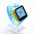 400mah 1.54 touch screen kids watch ems courier service gps tracking