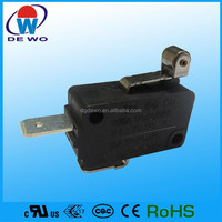 High current 16a 250v micro switch, power tool switch 250v 5e4 for machine