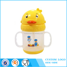 Petitbebe Custom Promotional Duck Straw Infant Sippy Cup