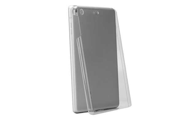 Protective case The transparent protective cover is designed to protect your tablet and mount the Looq t1