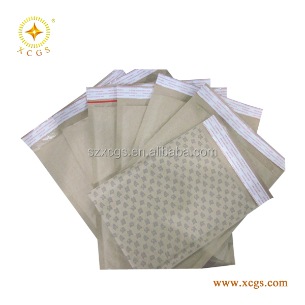 Air Bubble Padded Brown Kraft Envelope