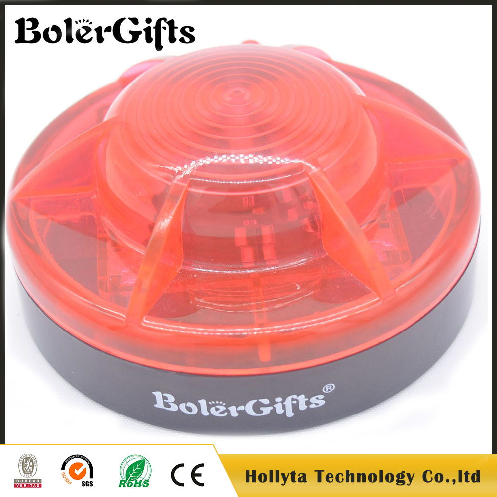 BolerGifts Manufactured Batteries power warning beacon light,LED strobe light
