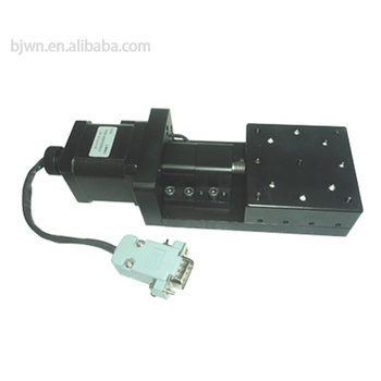 Miniature Motorized Linear Stages